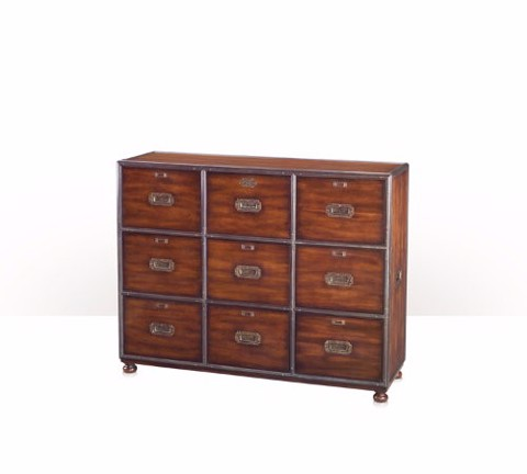 6000-172 Chest of Drawer - tủ hộc kéo