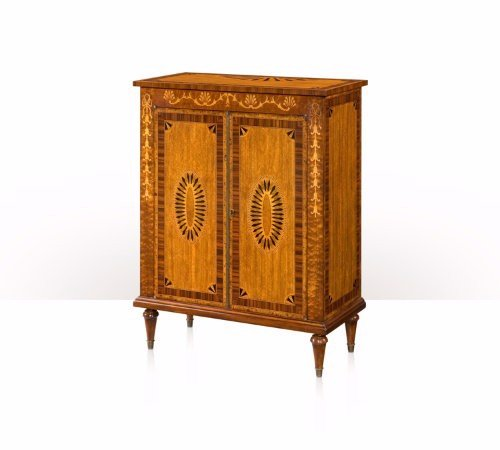 6105-203 Chest of Drawer - tủ hộc kéo
