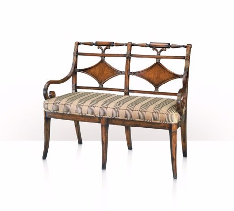 4500-040 Chair - The Patronness' Settee