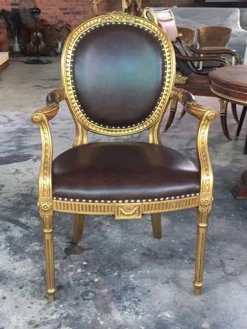 Louis 14 arm chair