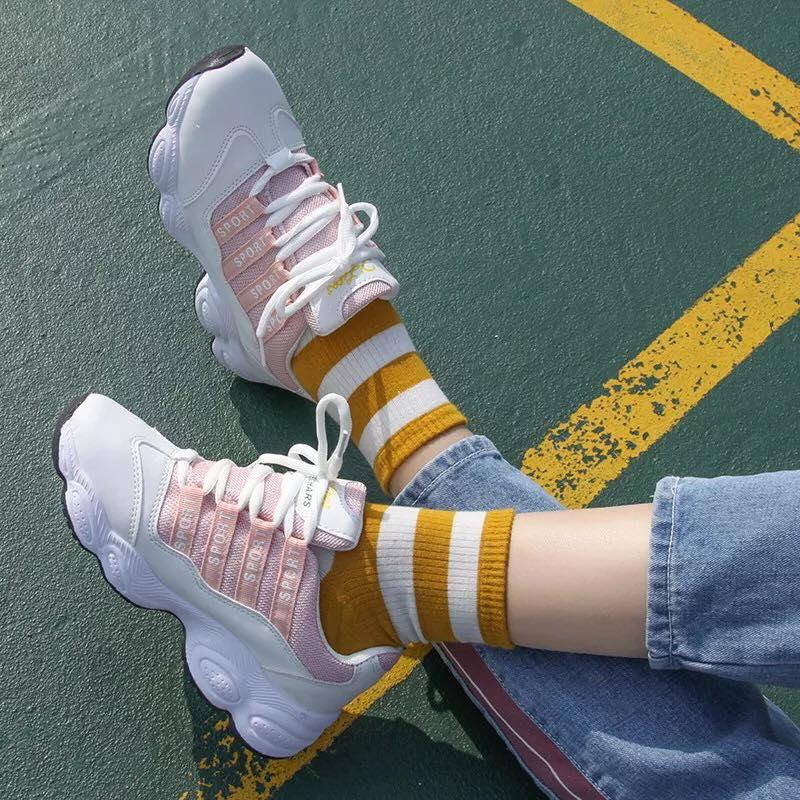 Giày thể thao nữ MWC NUTT- 0175 - HỒNG