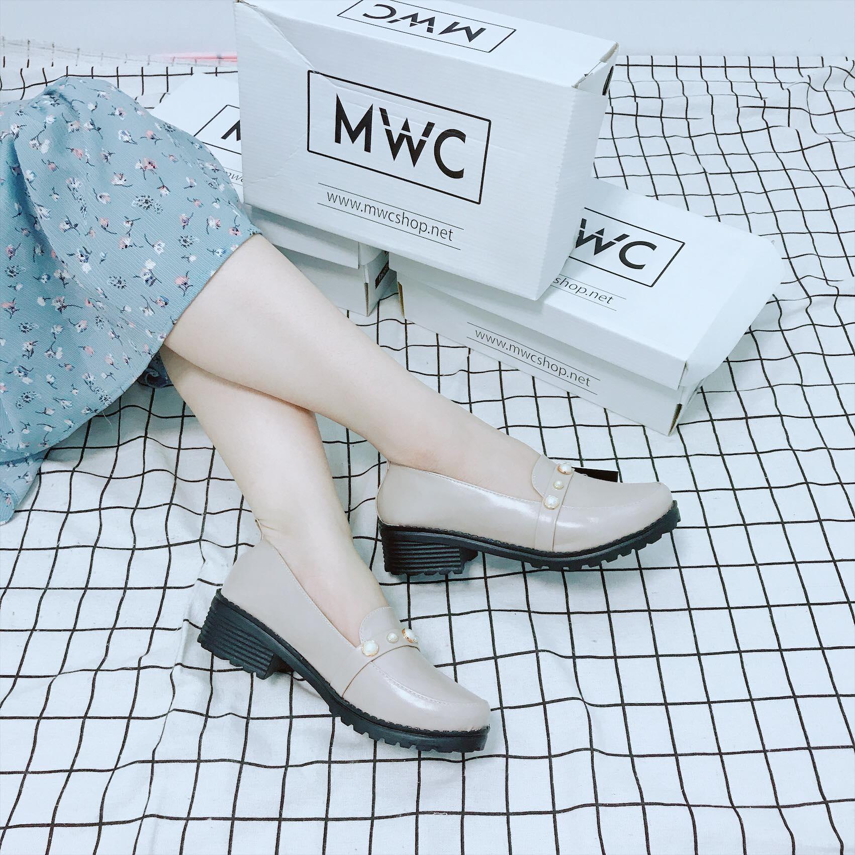 Giày Oxford MWC NUOX- 4529 - KEM