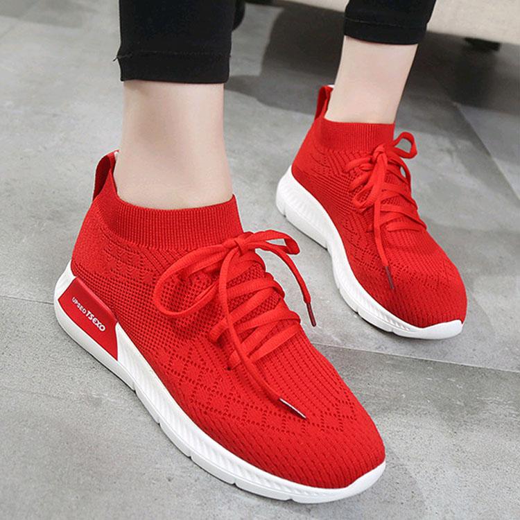 Giày thể thao nữ MWC NUTT- 0171 - ĐỎ