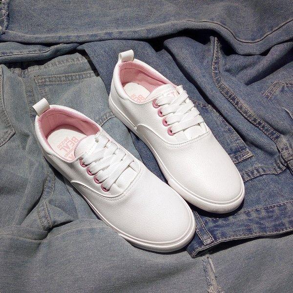 .Giày thể thao nữ MWC NUTT- 0007 - HỒNG