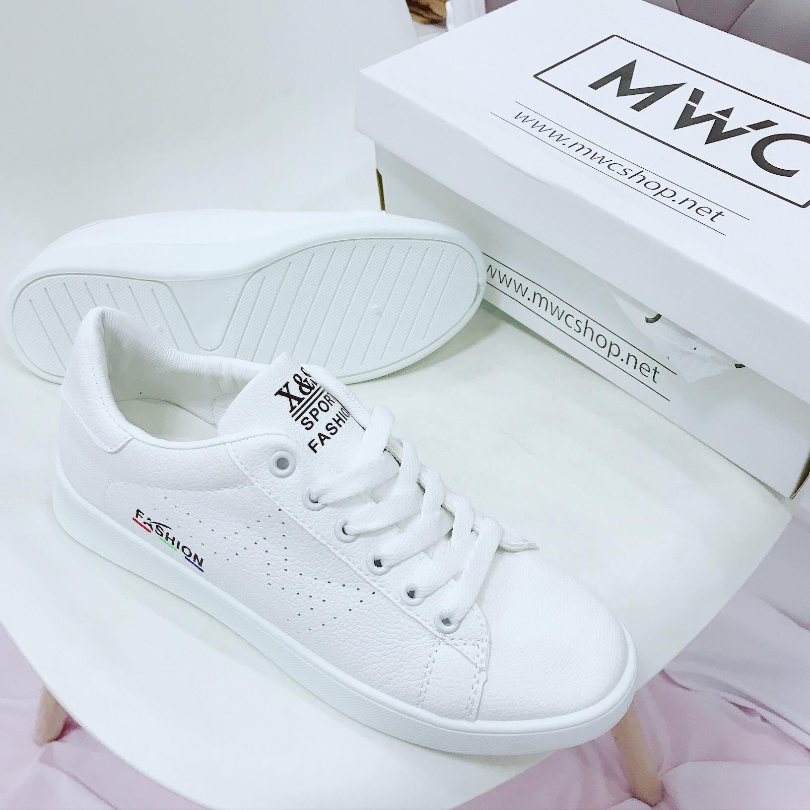 Giày thể thao nam MWC NATT- 5098 - TRẮNG