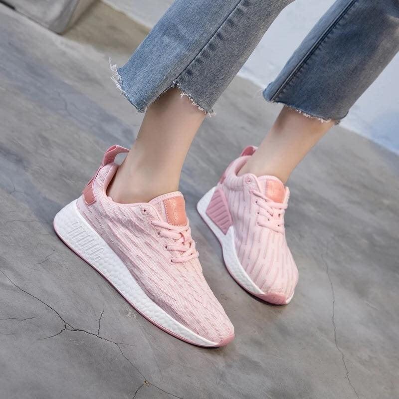 .Giày thể thao nữ MWC NUTT- 0072 - HỒNG