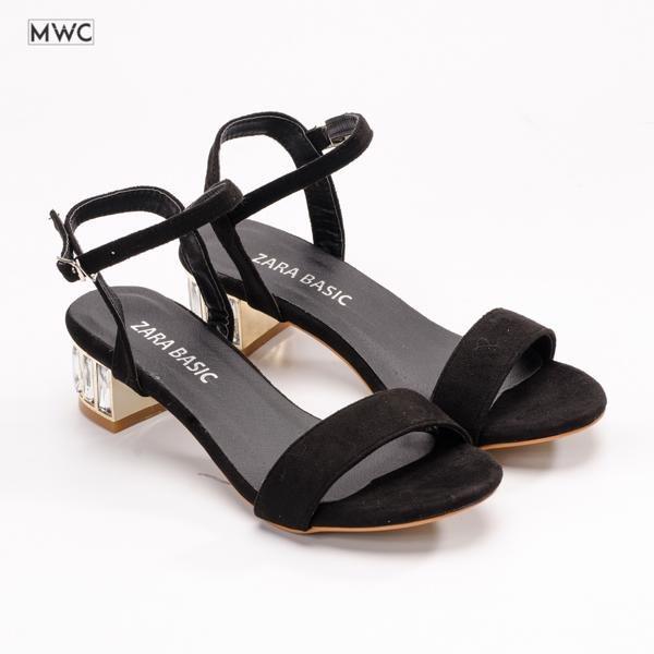 Giày cao gót MWC NUCG- 3509 - ĐEN