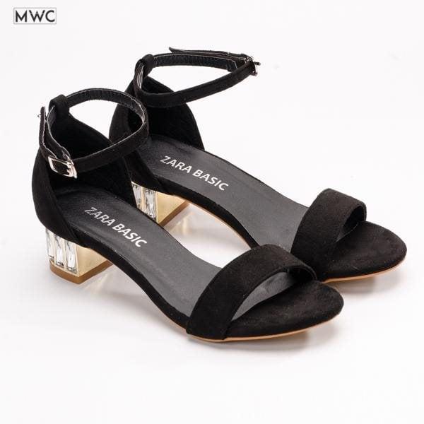 Giày cao gót MWC NUCG- 3513 - ĐEN
