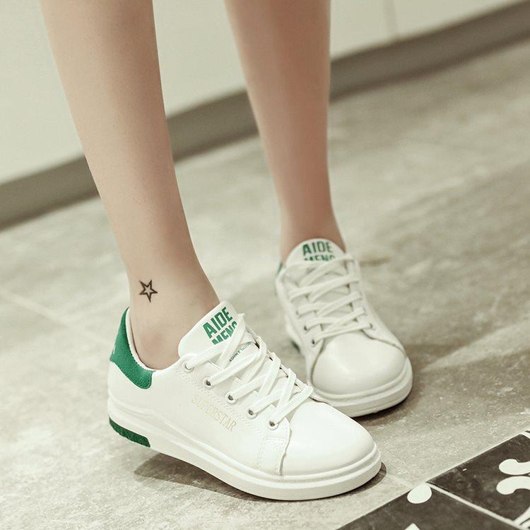 .Giày thể thao nữ MWC NUTT- 0012 - XANH