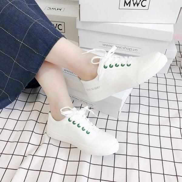 .Giày thể thao nữ MWC NUTT- 0069 - XANH