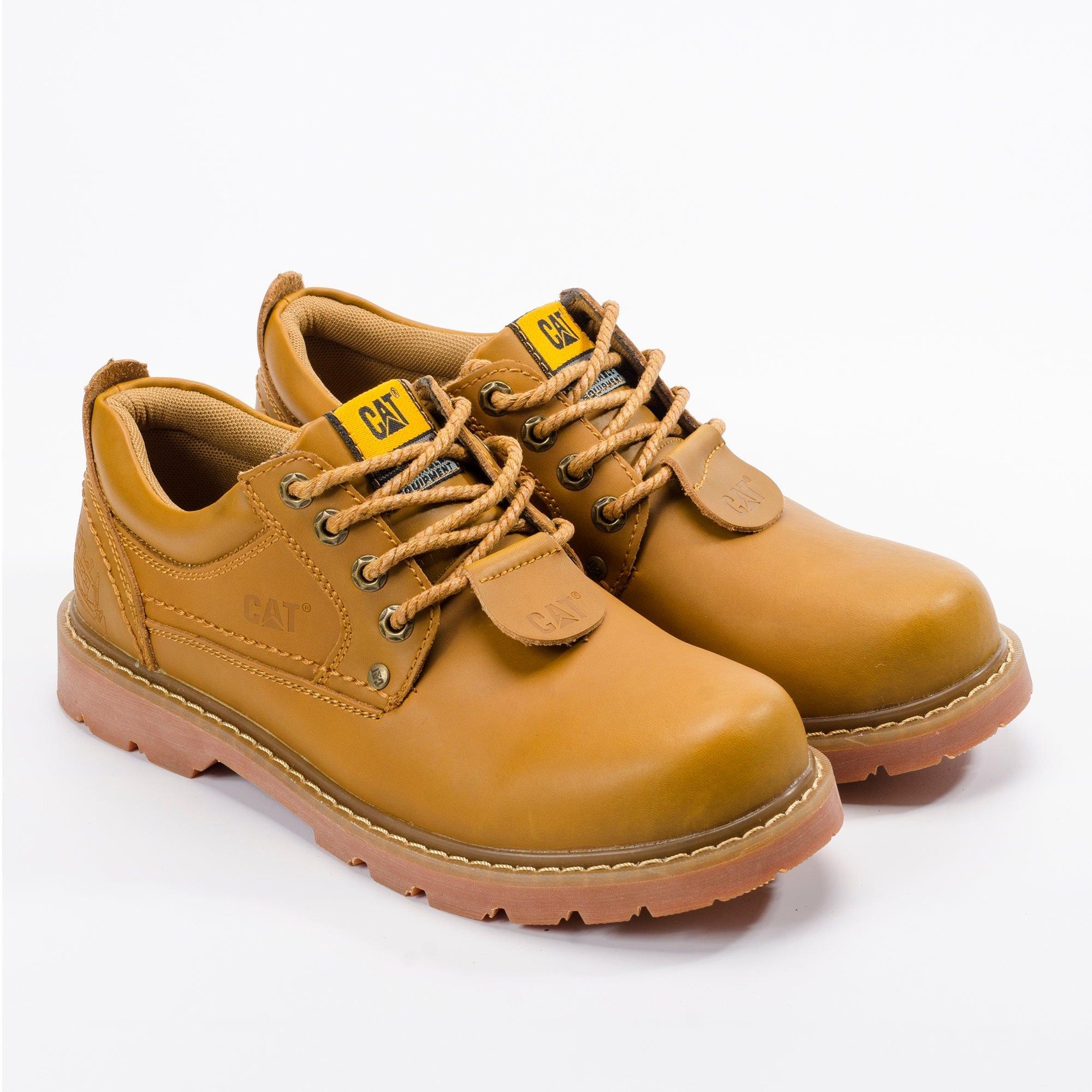 Giày boot nam MWC NABO- 8001 - VÀNG