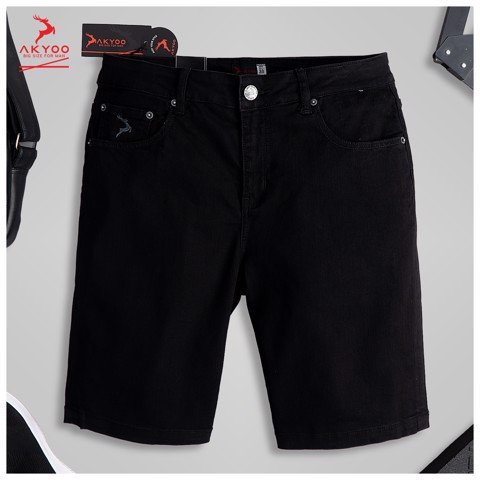 Quần Short Jean Nam Big Size - SO J DEN
