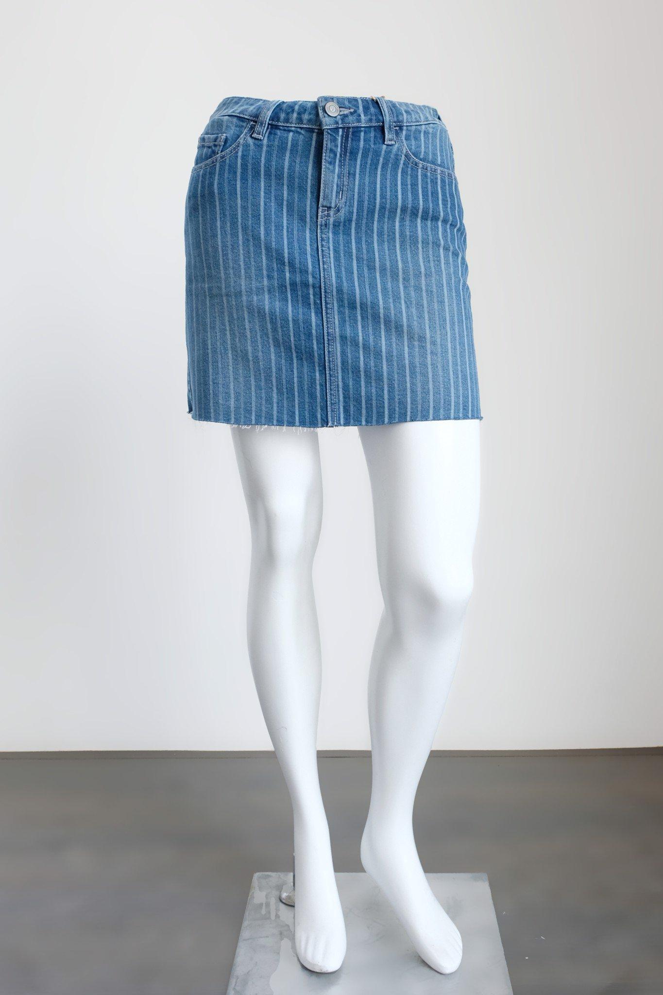 Váy jeans dáng chữ A - 1018WD2111F5956