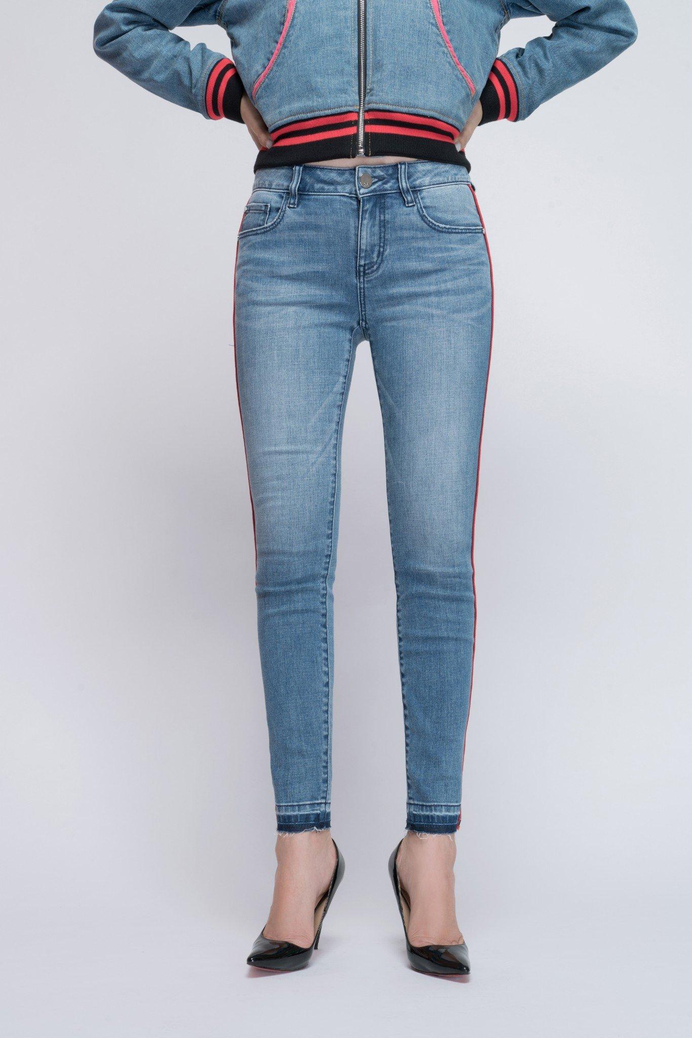 Quần jean nữ dáng skinny- 119WD2081F1950