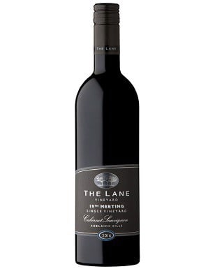 Vang Úc The Lane Vineyard 19th Meeting Cabernet Sauvignon 2016