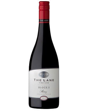 The Lane Vineyard Block 5 Shiraz 2017