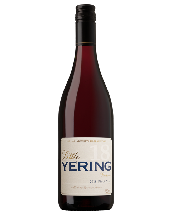 Yering Station Little Yering Pinot Noir 2018