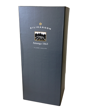 Gift Box for Kilikanoon Attunga 1865 Shiraz