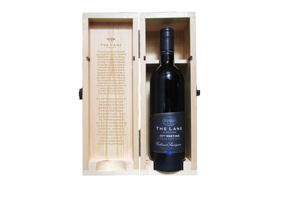 Gift Box for The Lane Vineyard 19th Meeting Cabernet Sauvignon
