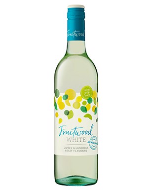 McWilliam's Inheritance Fruitwood White with Pineapple & Lychee Flavor NV