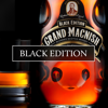 Grand Macnish Black Edition Scotch Whisky Gift Box 700ml 40%