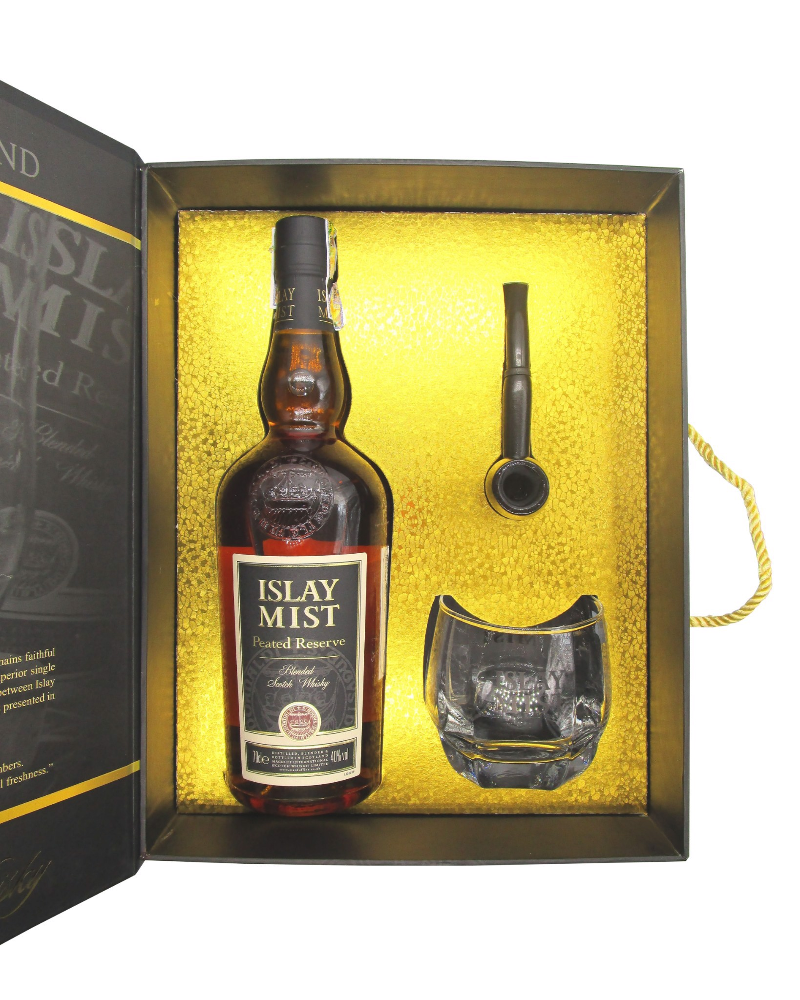 Islay Mist Peated Reserve Scotch Whisky 700ml 40%