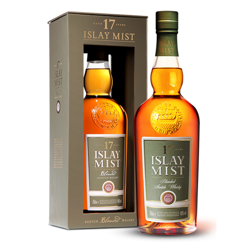 Whisky Scotland Islay Mist 17 Năm 700ml 40%