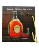Lauder's Blended Scotch Whisky (Lauder's Gold) Gift Box