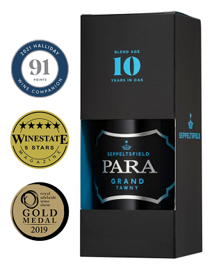Seppeltsfield 10 Year Old Para Grand Tawny