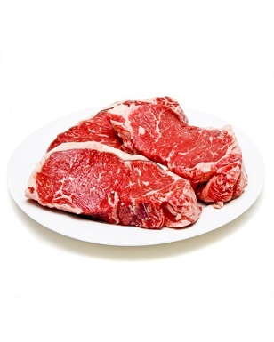 Australian Chilled / Frozen Beef Striploin