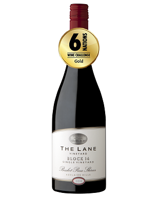 Vang Úc The Lane Vineyard Block 14 Basket Press Shiraz 2015/2018