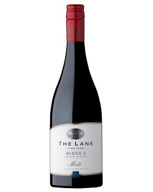 Vang Úc The Lane Vineyard Block 8 Merlot 2015