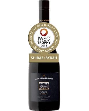 Kilikanoon Oracle Shiraz 2014/2015