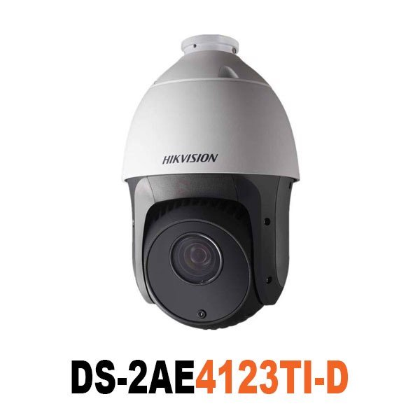 Camera HD-TVI (1.0MP) dòng SpeedDome - PTZ