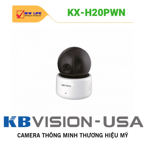 Camera Home IP 2MP Wifi KX-H20PWN