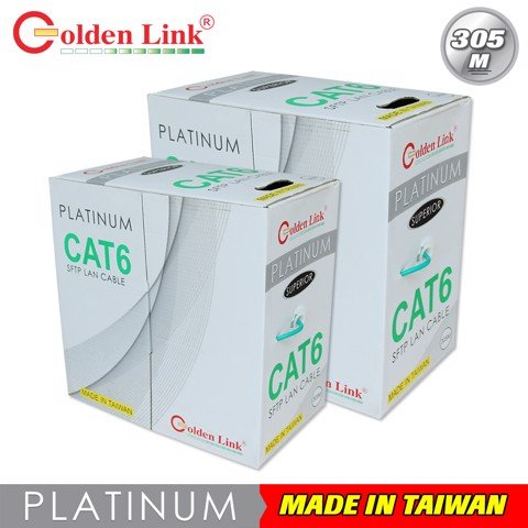 GOLDENLINK SFTP CAT6  PLATINUM