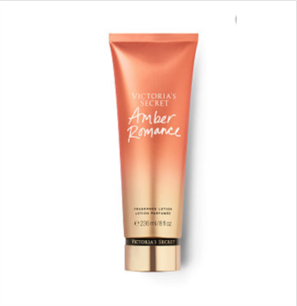 Lotion Victoria Secret Amber Romance, 236ml