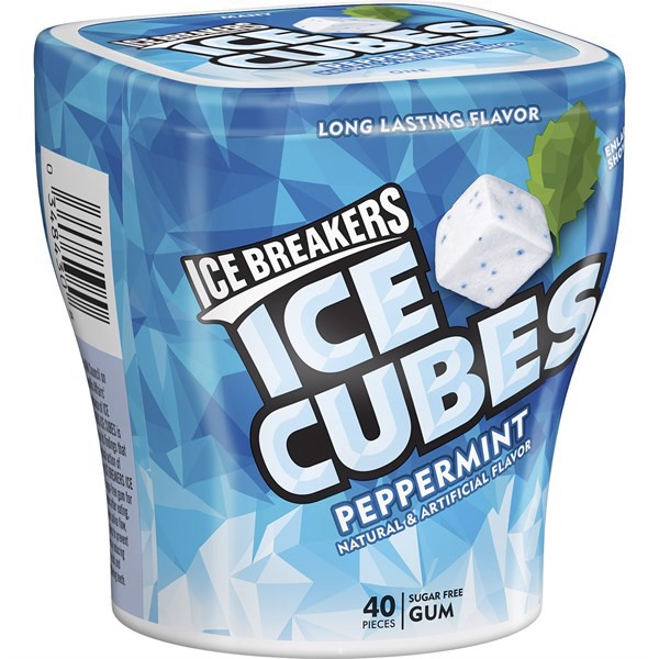 Kẹo Ice Breakers Sugar Free Ice Cubes