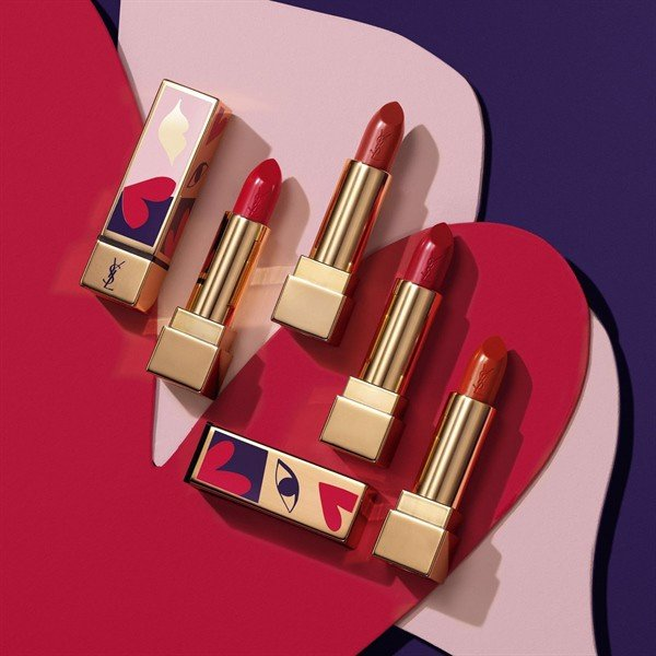 Son YSL Rouge Pur Couture Limited, 114 Dial Red