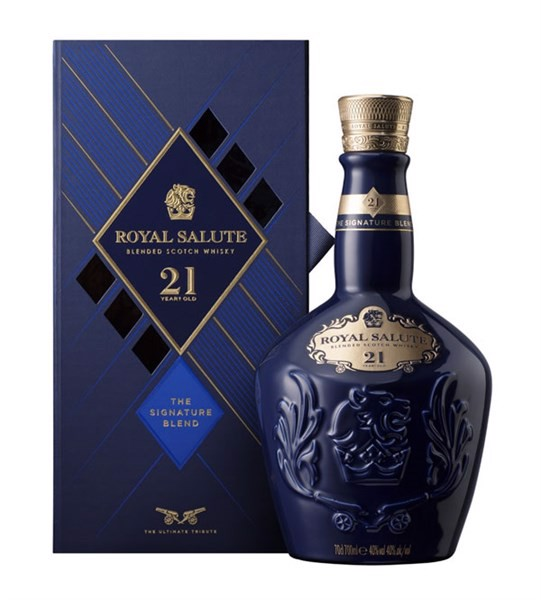 Rượu Chivas Regal Blended Scotch Whisky, 21 Aged Years, 750ml (Chai)