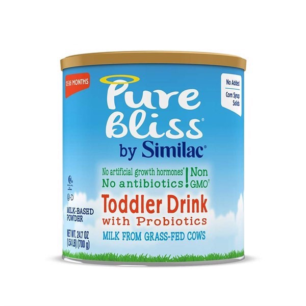 Sữa Similac Pure Bliss Toddler Drink With Probiotics, 700g