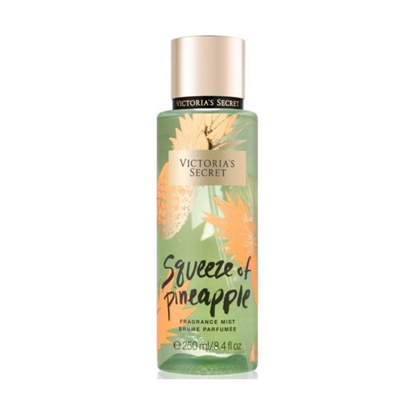 Xịt Thơm Body Victoria's Secret Squeeze Of Pineapple Fragrance Mist, 250ml