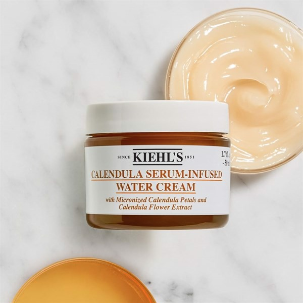 Kem dưỡng KIEHL'S Calendula Serum - Infused Water Cream, 50ml