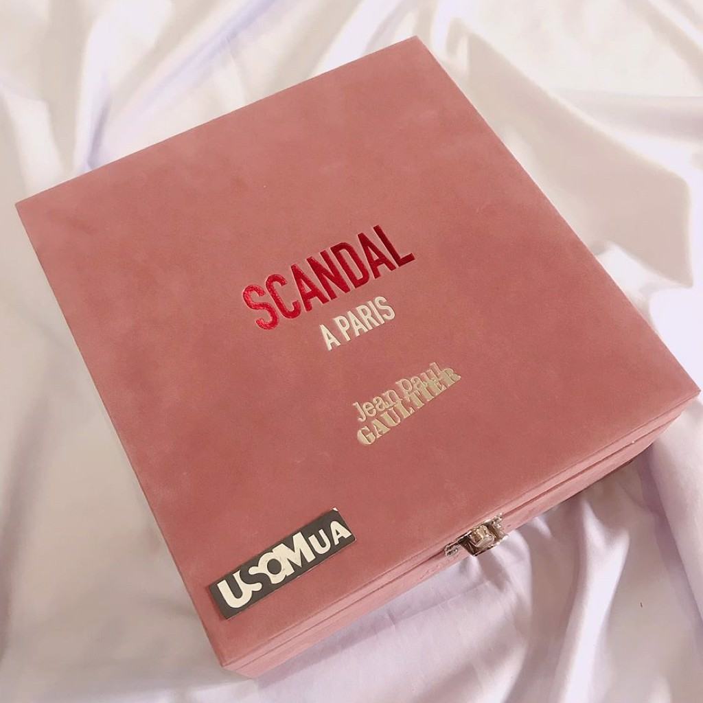 Set Nước Hoa Jean Paul Gaultter SCANDAL Eau De Toilette, 80ml + 10ml