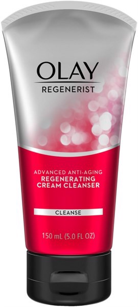 Sữa Rửa Mặt Olay Regenerist Advanced Anti-Aging Regenerating Cream Cleanser, Cleanse, 150ml 150ml