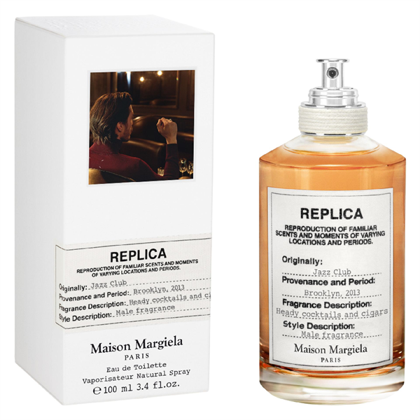 Nước hoa MAISON MARGIELA Replica Jazz Club EDT, 100ml