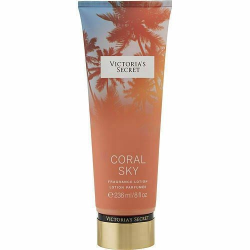 Victoria's Secret Coral Sky Fragrance Lotion Parfumee, 236ml