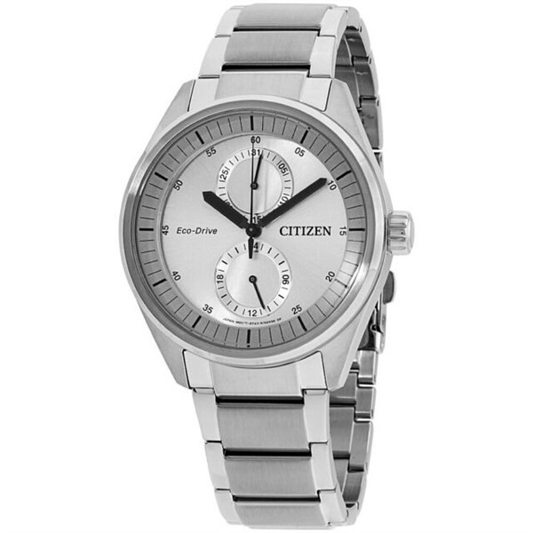 Đồng Hồ Nam CITIZEN Paradex Silver Dial Stainless Steel BU3010-51H, 43mm