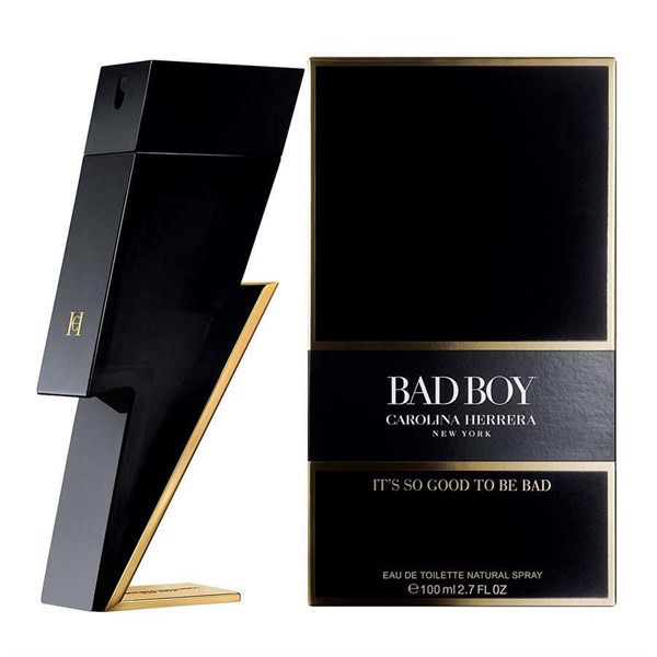 Nước Hoa Nam Carolina Herrera Bad Boy Eau De Toilette, 100ml