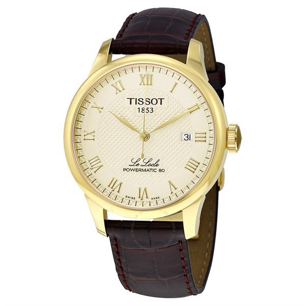 Đồng Hồ Nam TISSOT Le Locle Powermatic 80 Automatic T006.407.36.263.00, 39mm